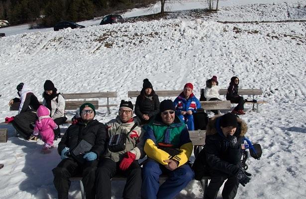 I Nostri Ragazzi Sulla Neve!