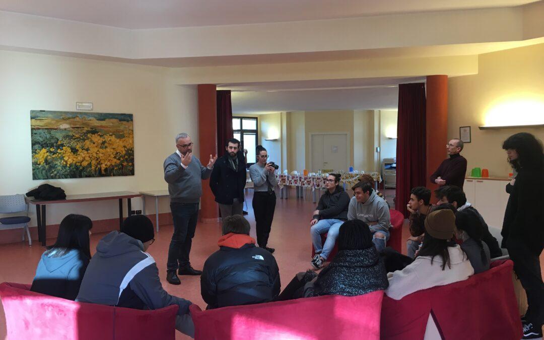 Gli studenti del Liceo Artistico di Mantova progettano CON LA QUERCIA
