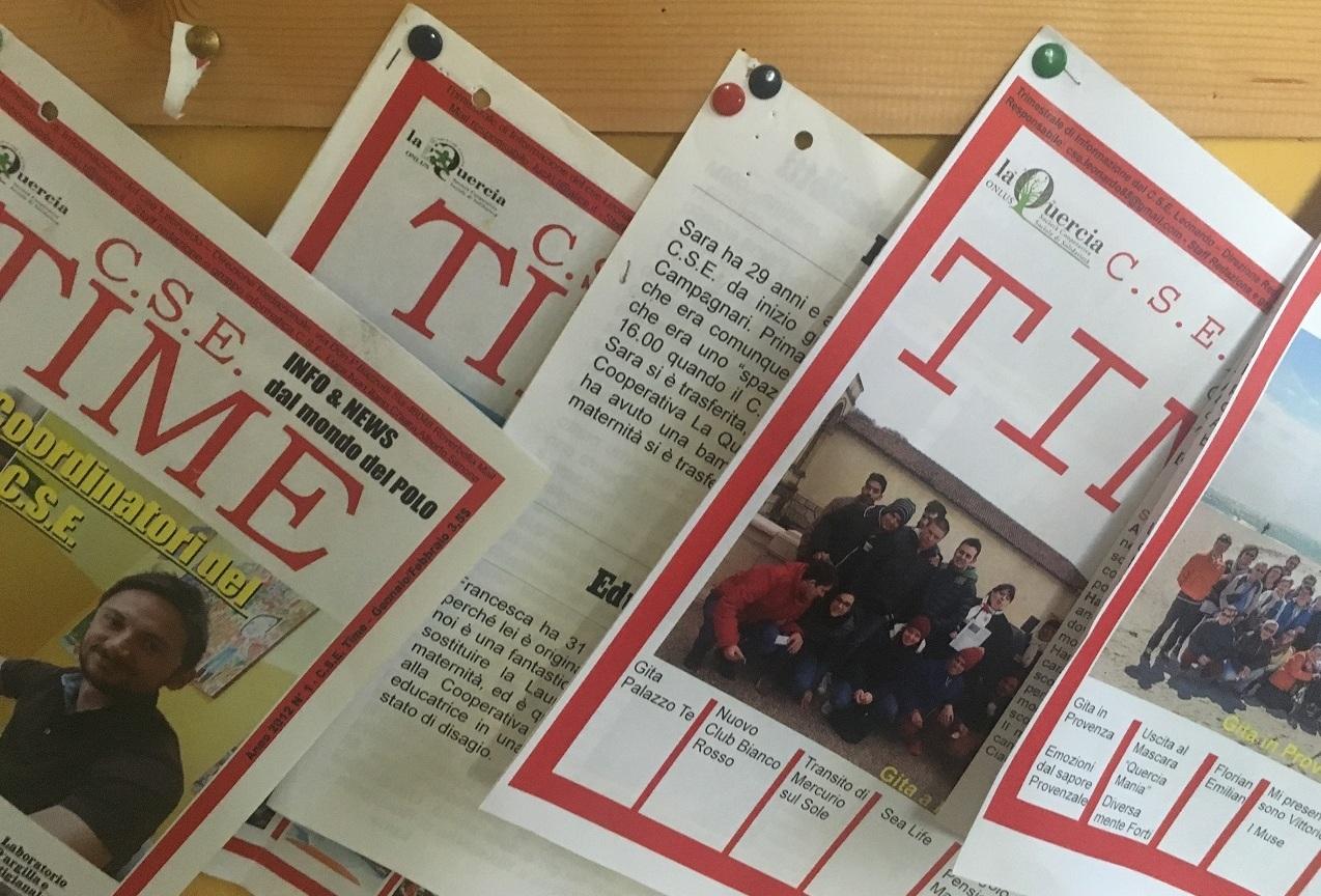 RedAzione Quercia…i Ragazzi Dentro La Notizia!